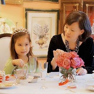 母娘で学ぶプロトコールアフタヌーンティースペシャル講座。