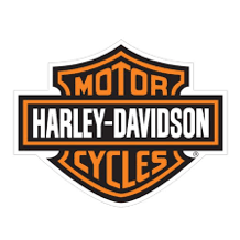 Harley Davidson rides into a crowd of Millennials!