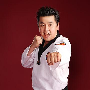 Taekwondo head maste instructor