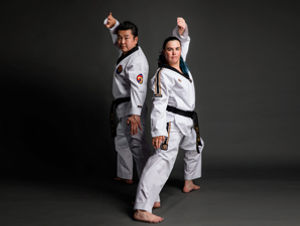 Taekwondo self defense or adults