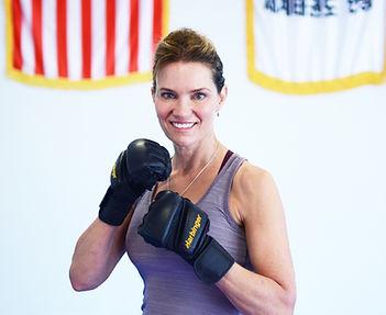 Cardio Kickboxing Instructor