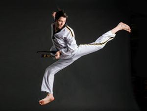 Teen Taekwondo and martial arts