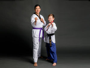 Self defense Taekwondo family classes