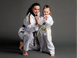 Taekwondo martial arts ages 3-5