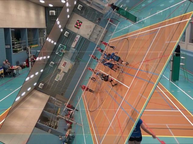 Sijos Menen - DVH-Wielsbeke 1 - 3