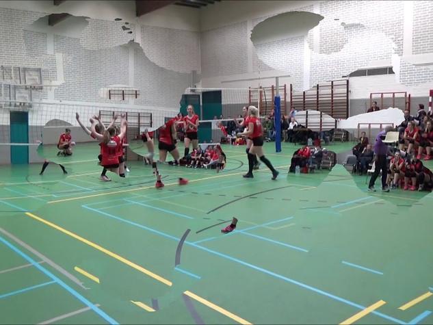 AVC Harelbeke - Sijos Menen 0 - 3