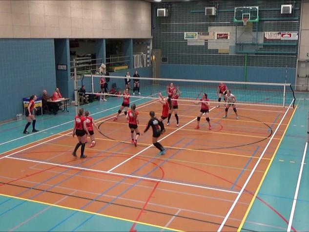 Sijos Menen A - Davoz Zwevegem B 3 - 0