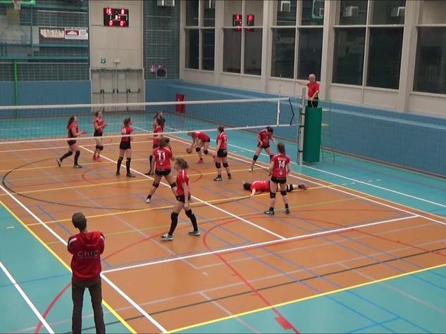Sijos Menen A - AVC Harelbeke 3 - 1