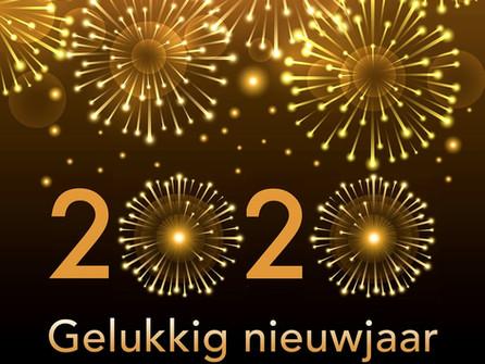Vinoble wenst u alvast een sprankelend 2020!