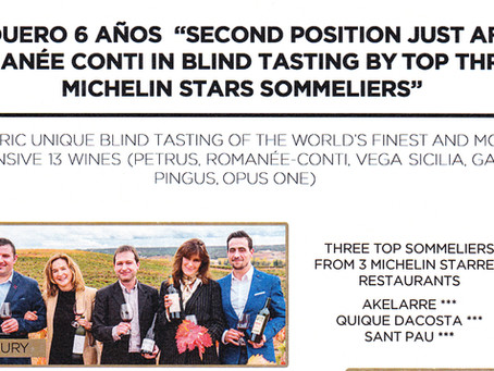 3 Top sommeliers