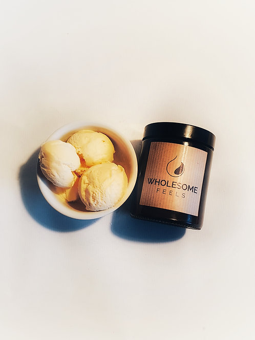Very Vanilla - Amber Candles