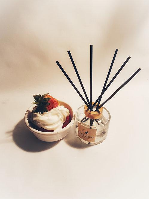 Strawberries & Cream - Rose Gold Diffuser