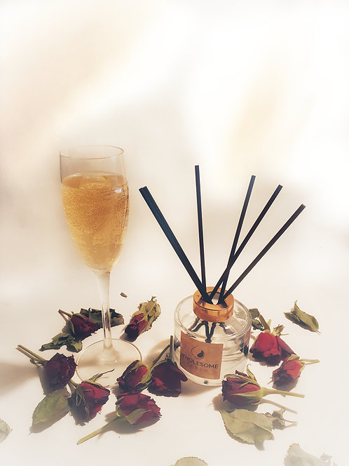 Champagne & Roses - Rose Gold Diffuser