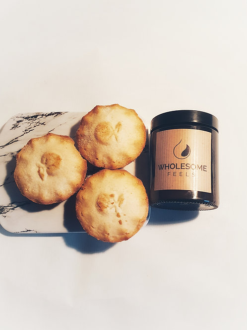 Hot Apple Pie - Amber Candles
