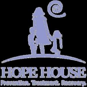 Hope House transparent background logo (