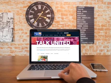 """Talk United"" Blog Coming Soon!"