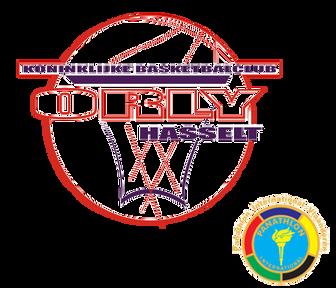 Logo Koninklijke Basketbalclub Orly Hass