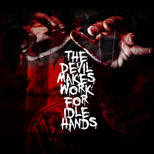 VISHSCALE - THE DEVIL MAKES WORK FOR IDLE HANDS  (VOLD002) Lp