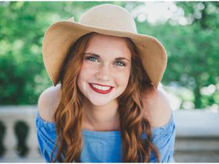 Maddie {Iowa City, Senior Photographer}