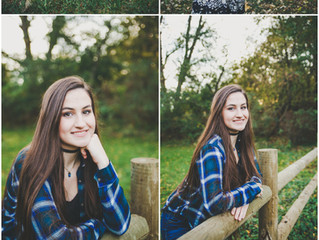 Danielle {Iowa City, Senior Photographer}