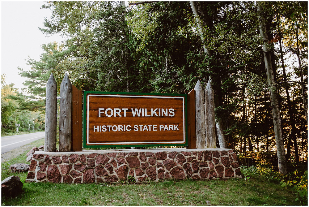 Fort Wilkins, Michigan, Travel Photography