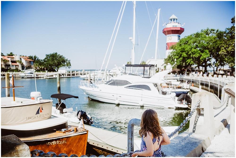 Hilton Head Island, Lighthouse, Travel Photography
