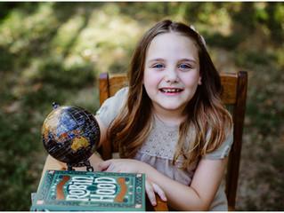 Back to School Minis | Iowa City Family Photographer