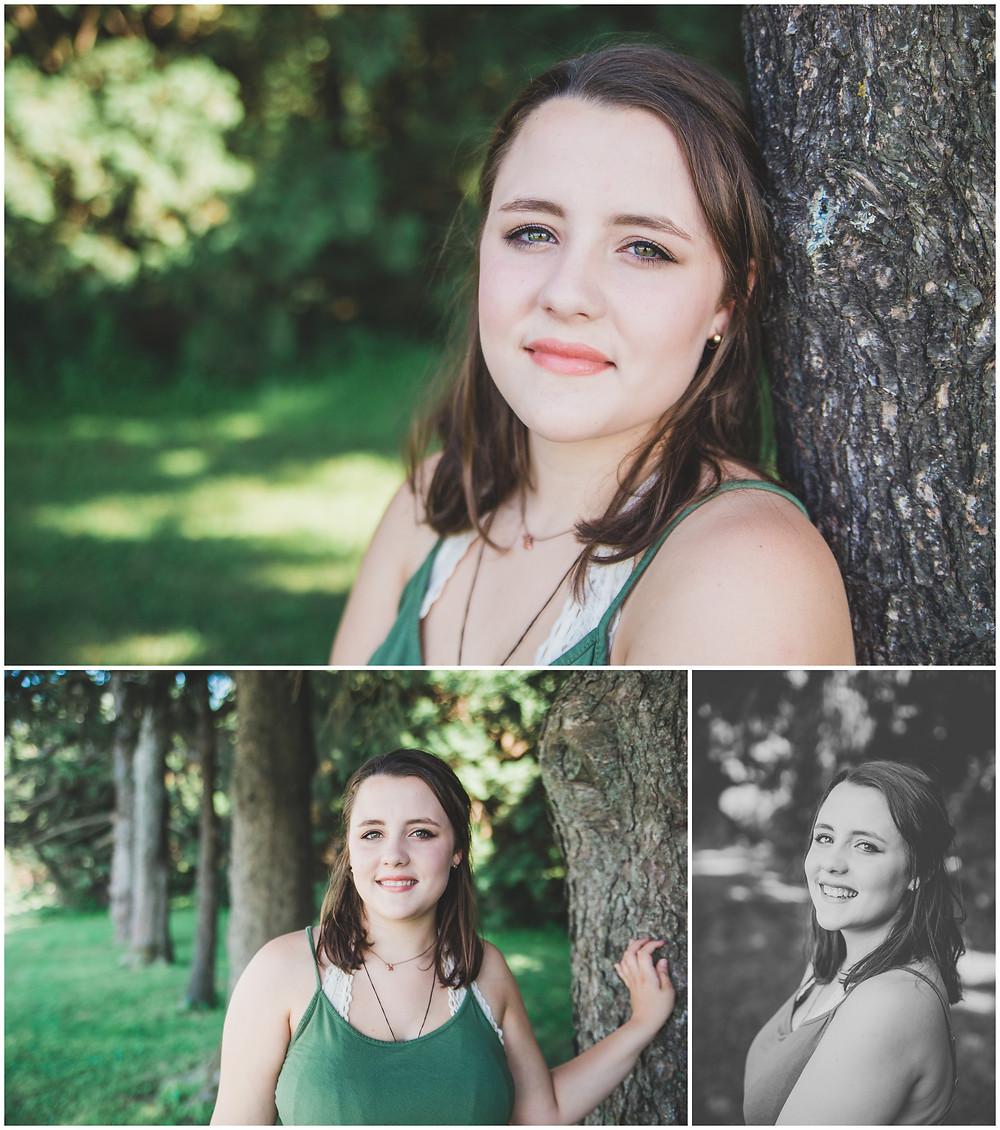 Iowa Senior Photographer