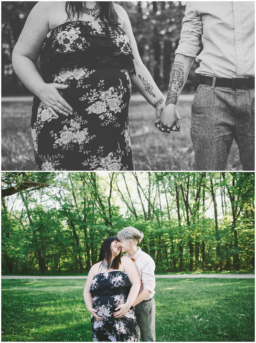 Iowa Maternity Photographer