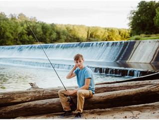 Keegan | Iowa Senior Photography