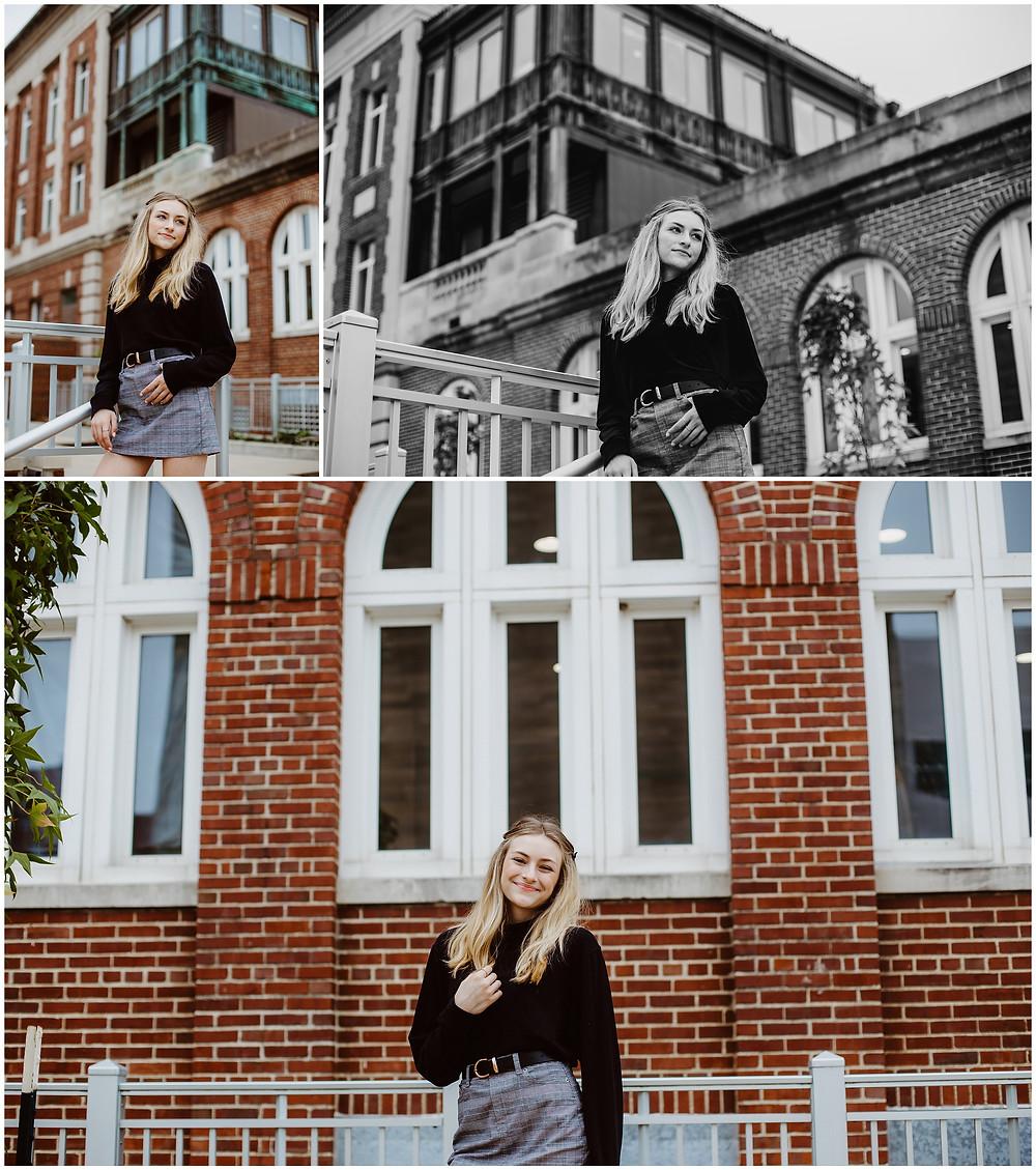 Iowa City Senior Photographer