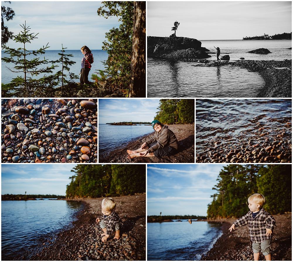 Michigan, Travel Photography, Copper Harbor, Lake Superior