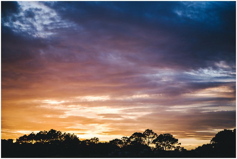 Hilton Head Island, Beach, Sunset, Travel Photography