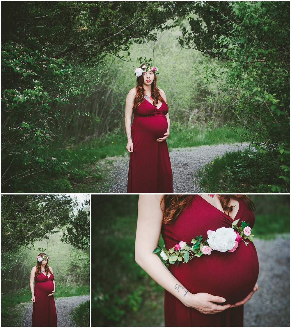 Eastern Iowa Maternity Photographer