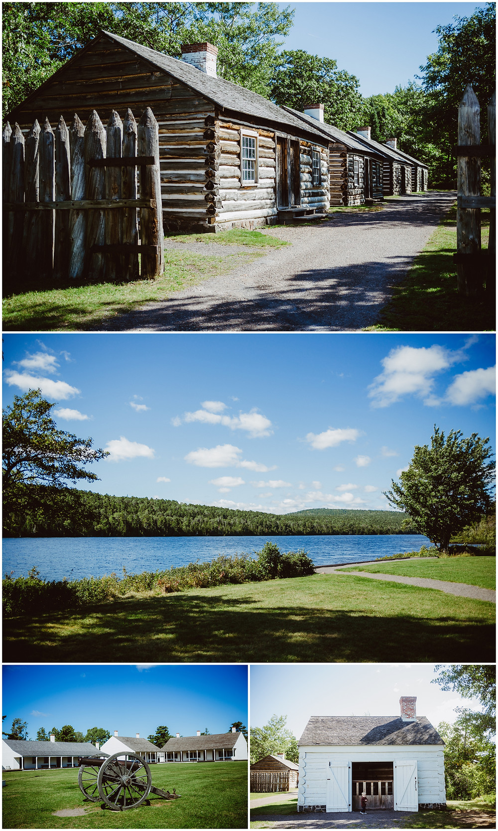 Fort Wilkins, Michigan, Travel Photography, Copper Harbor