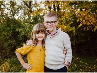 Fall Mini Sessions | Iowa City Photographer