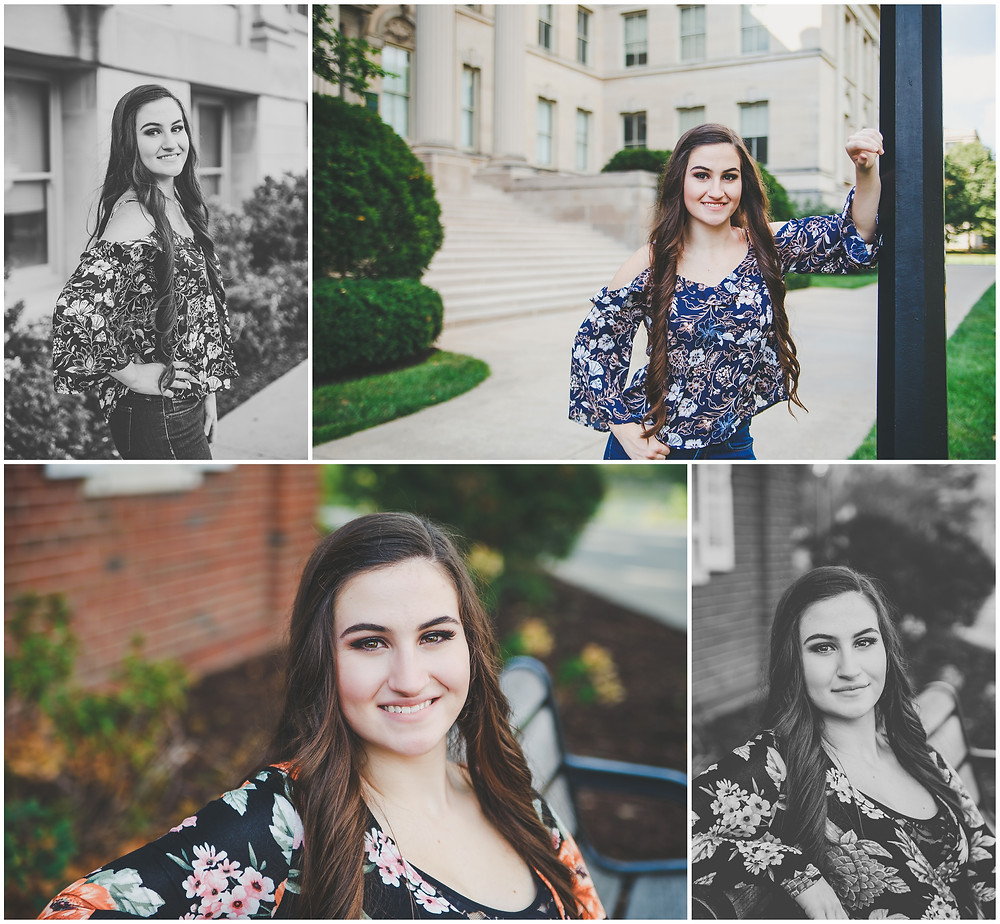 Iowa City Senior Photographer