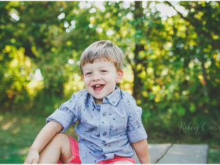 Zane is TWO! {Iowa City Family Photographer}