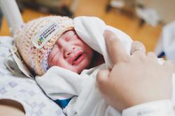 Iowa City Birth Photography