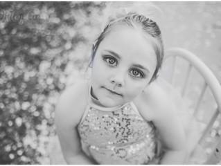 Lilah + Zoey's Dance Photos