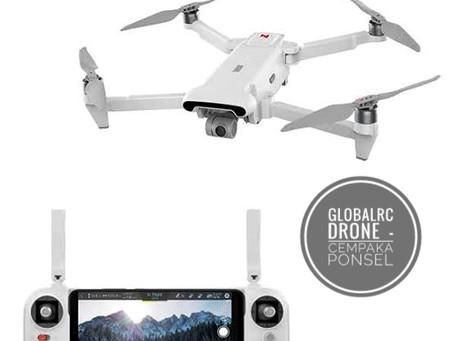 Drone Brushless Pendatang Baru - Fimi X8SE White