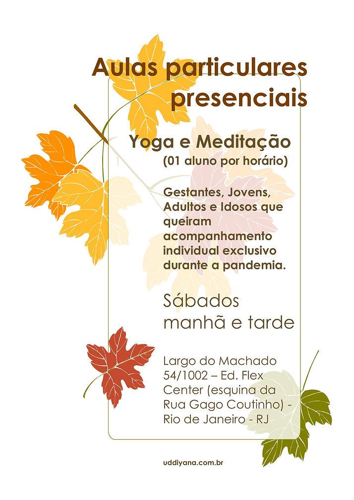 Yoga e Meditação aulas particulares cart