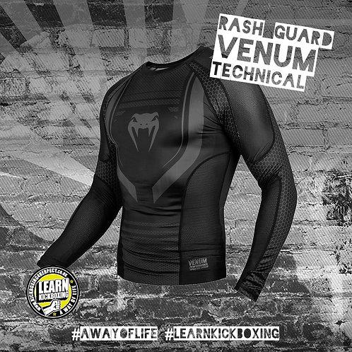 Venum Technical 2.0 Rashguard (Unisex)