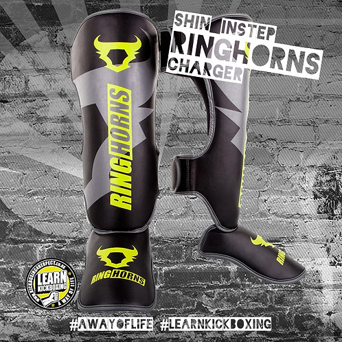 Ringhorns Charger Shin Guards (Neo)