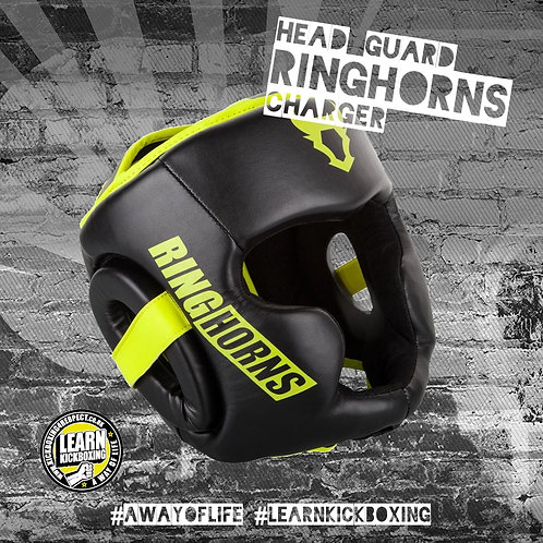Ringhorns Charger Head Guard (Neo)