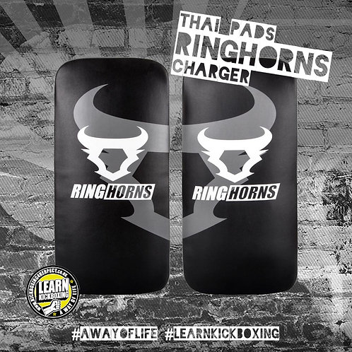 Ringhorns Charger Thai Pads (Pair)