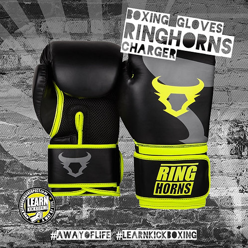 Ringhorns Charger Boxing Gloves (Neo)