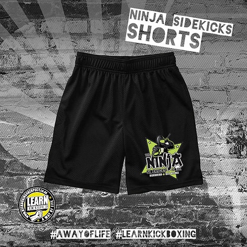 The Ninja Sidekicks Shorts (Juniors)