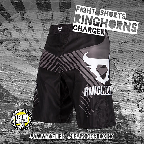 Ringhorns Charger Fight Shorts (Unisex)
