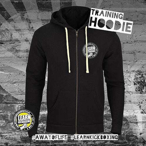 Learn Kickboxing Hoodie (Adult Unisex)